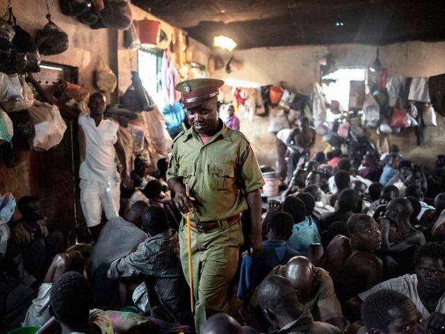 Prisión de Maula, Lilongwe, Malawi