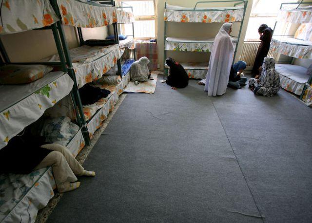 Prisión de Evin, Teherán, Irán