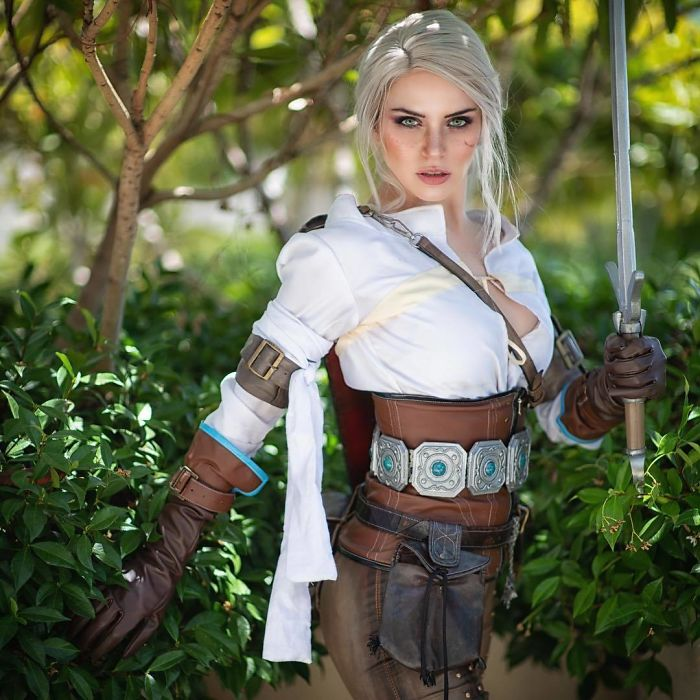 Ciri, The Witcher