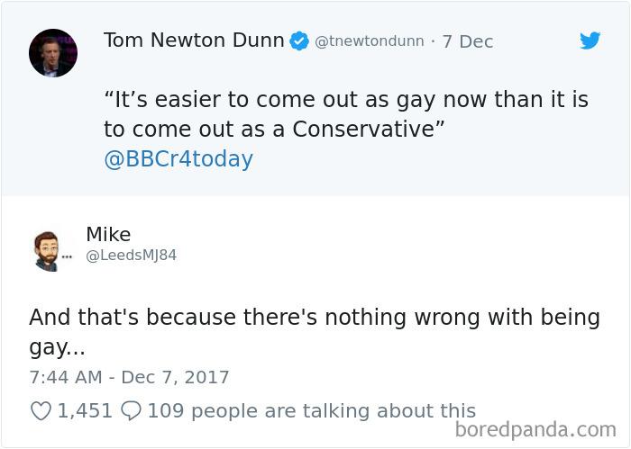 No hay nada Mal Con Ser Gay