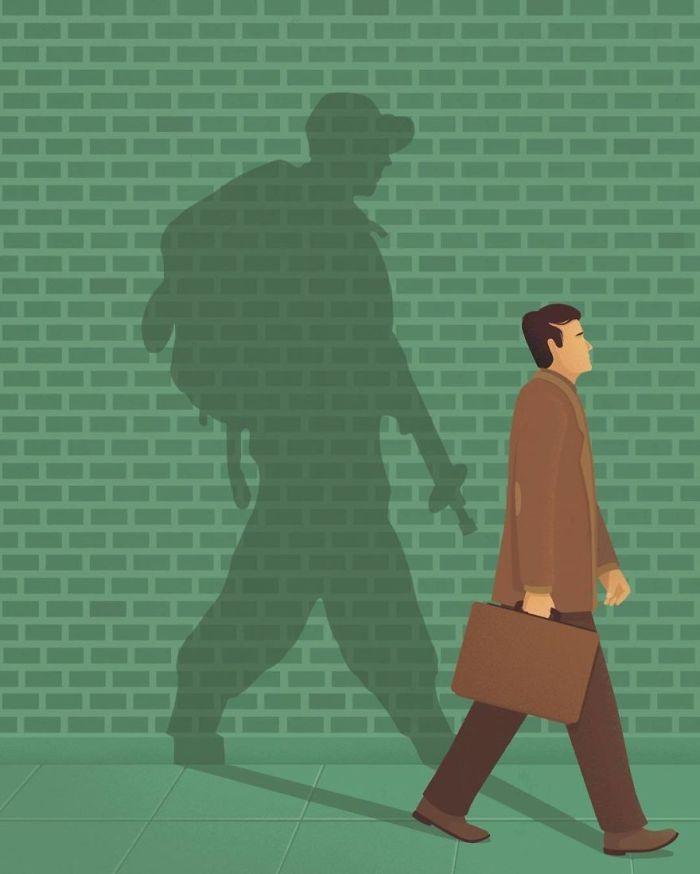 Veterans Working In Regular Jobs