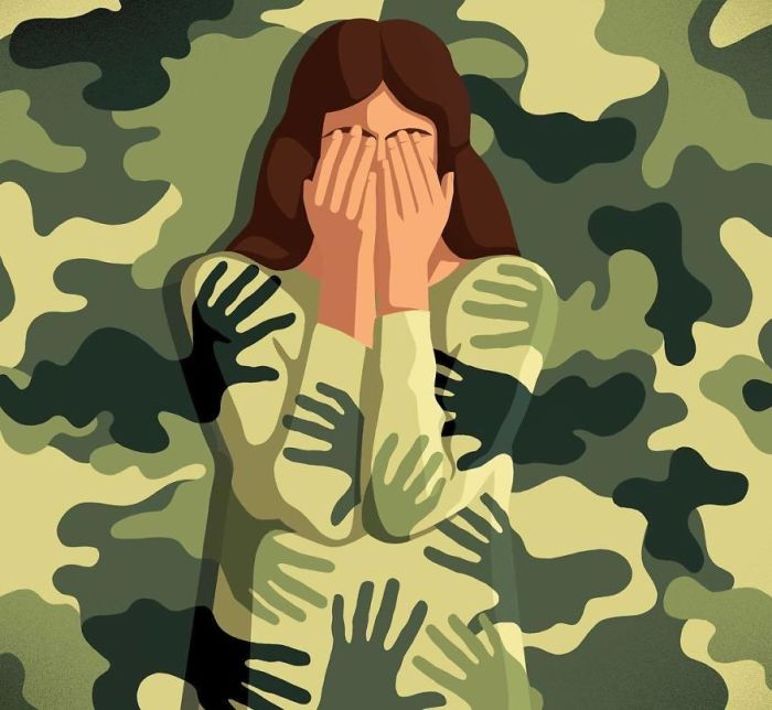 Sexual Abuse In The Armed Forces