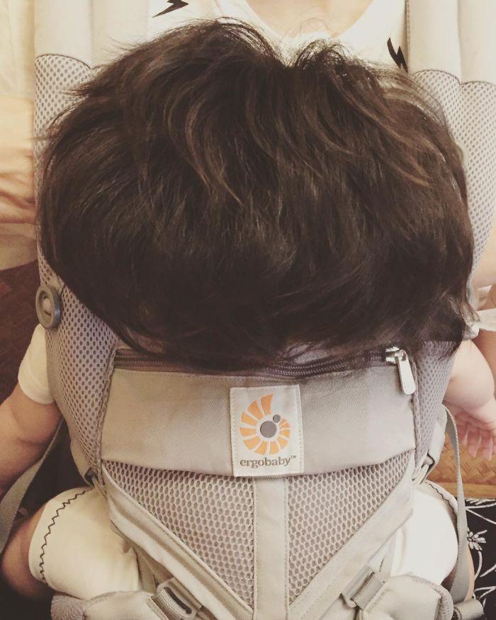 This baby hairy will be the cutest thing youll ever see today 5b50302f5becb  700 - Ela ficou conhecida na Internet como o bebê mais cabeludo do mundo