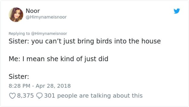 crazy-mom-buys-parrots-twitter-5b431181e6af9__700 Mom Calls Daughter Asking If She Can 'Keep A Secret' From Dad, And It Escalates Hilariously Design Random