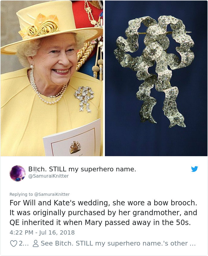 england-queen-brooch-trolling-donald-trump-40-5b4deb28b14e5__700 Someone Noticed The Subtle Way The Queen Trolled Trump, And This Theory Is Taking Internet By Storm Design Random