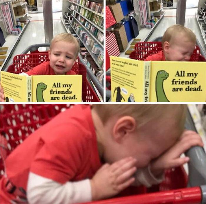 Mi hijo no disfrutó este libro. 0/10. No recomendar