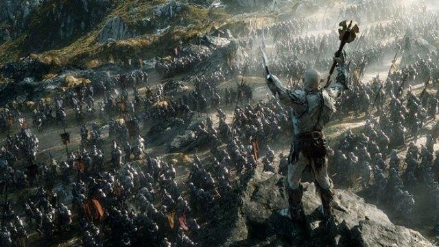 El Hobbit: La lucha de los cinco ejércitos (2014)