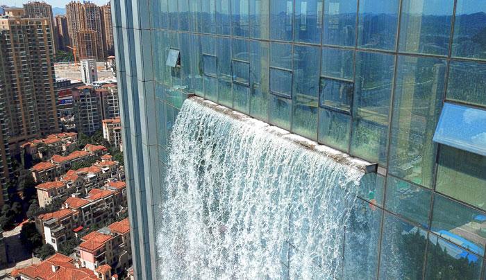 maciço-artificial-cachoeira-arranha-céu-china-guiyang-28