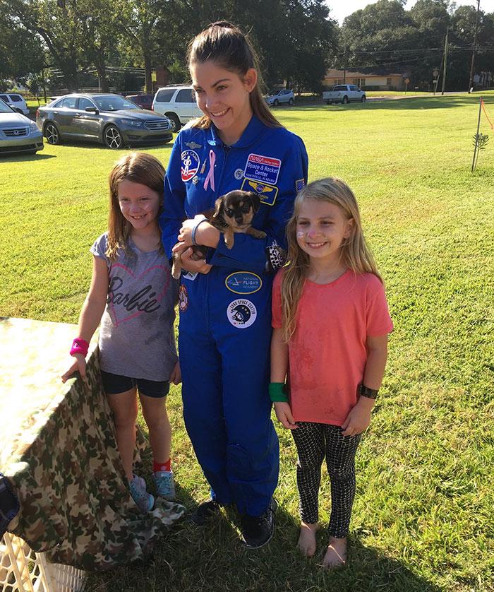 nasa human on mars one mission alyssa carson nasablueberry 5b3f4f658fad0  700 - Conheça a possível menina astronauta da NASA que viajará a Marte em 2033