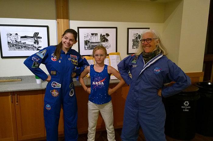 nasa human on mars one mission alyssa carson nasablueberry 5b3f504df1151  700 - Conheça a possível menina astronauta da NASA que viajará a Marte em 2033