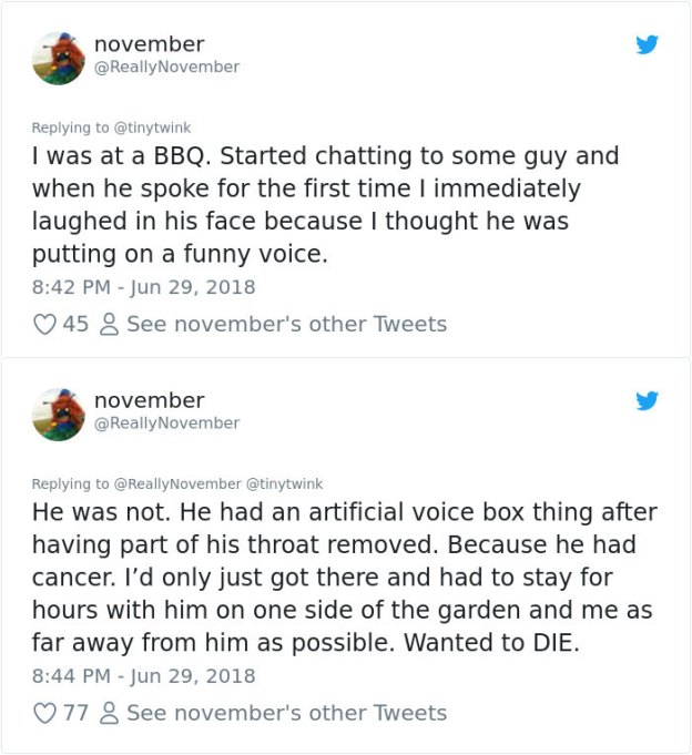 what-have-you-done-that-made-you-die-inside-answers-tinytwink-twitter-3-5b3b271b3d62c__700 60+ People Shared What They Did That Made Them Die A Bit Inside, And You Can Almost Feel Their Shame Design Random
