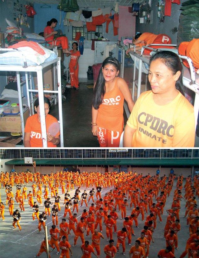 Centro provincial de detención y rehabilitación de Cebu, Filipinas