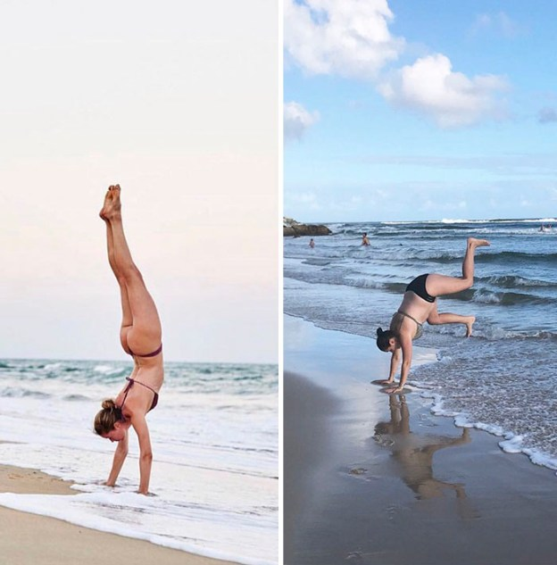 Woman-continues-to-amuse-people-by-imitating-celebribidades-and-we-do-not-tire-of-seeing-5b83c4982c6d7__700 Woman Continues To Hilariously Recreate Celebrity Instagram Pics, And The Result Is Better Than The Original (New Pics) Design Random