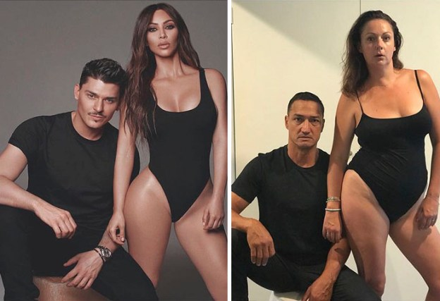 Woman-continues-to-amuse-people-by-imitating-celebribidades-and-we-do-not-tire-of-seeing-5b83c4b4e8283__700 Woman Continues To Hilariously Recreate Celebrity Instagram Pics, And The Result Is Better Than The Original (New Pics) Design Random