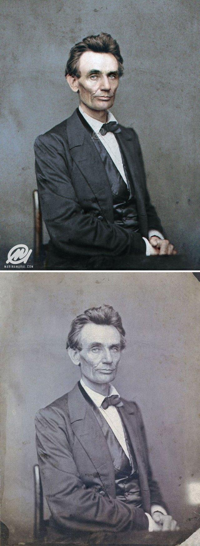 Lincoln, 1860