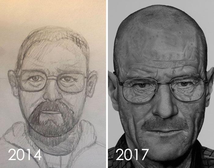 Mi dibujo Mejora 2014 - 2017