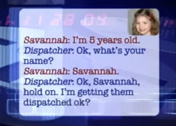 five-year-old-savannah-sick-dad-911-call-jason-bonham-indiana-2-5b7679104a673__605 Brave Little Girl Calls 911 To Save Dad's Life, And Her Conversation With The Dispatcher Is Cracking Everyone Up Design Random