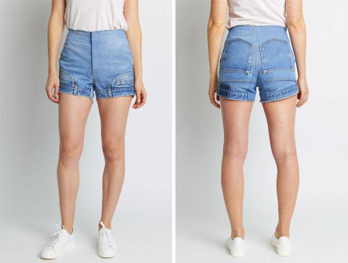 CIE Denim está vendiendo estos pantalones cortos para 385dol 19659005] fuente </p data-recalc-dims=