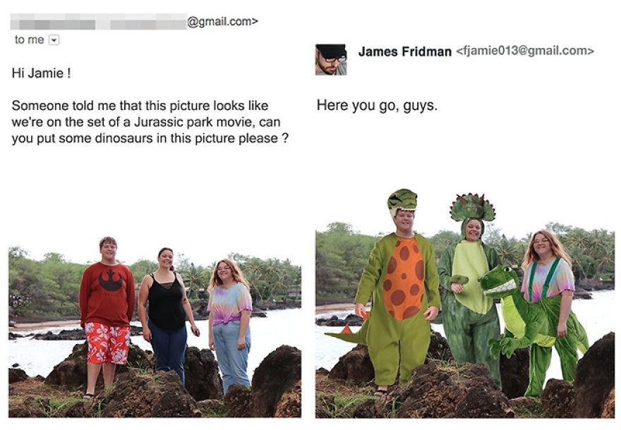 Photoshop Troll