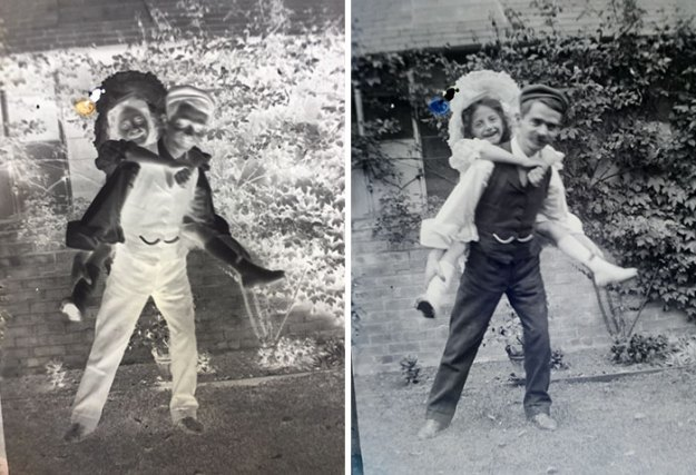mystery-old-box-negatives-scott-pack-14-5b7bb66fd8b1b__700 Man Finds 100-Year-Old Photo Negatives Inside Old Box He Buys For £4, Son 'Develops' Them Using Photoshop Design Random