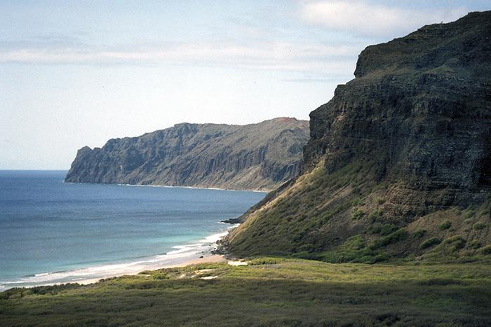 Isla Niihau, Hawái