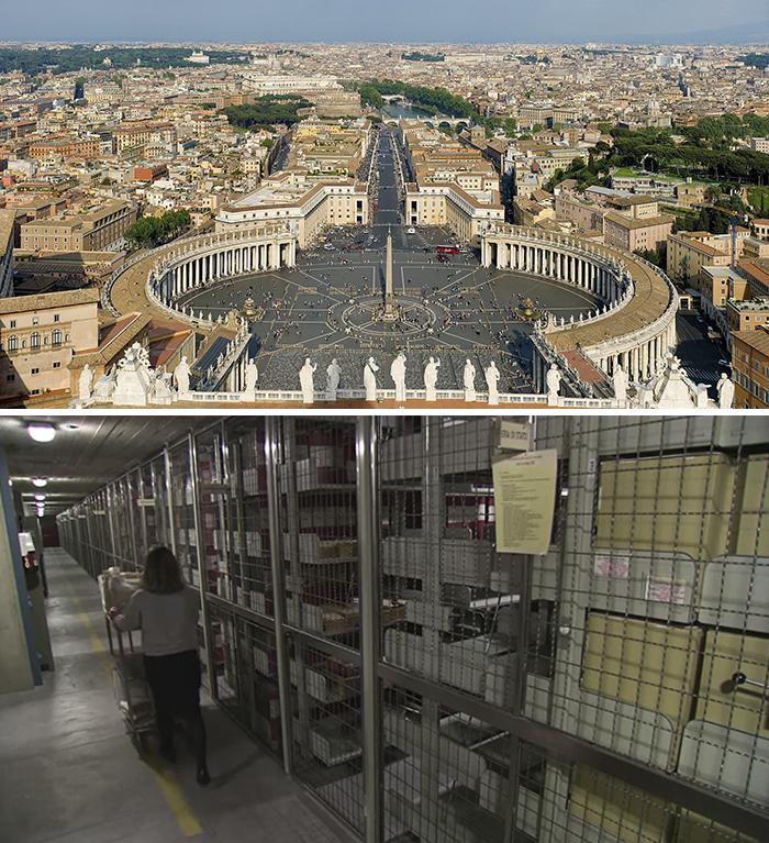 Archivos Secretos Vaticanos, Ciudad del Vaticano [19659003] fuente </p data-recalc-dims=