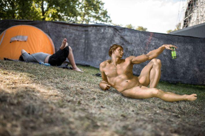 Michelangelo - Creation Of Adam (1505-12)