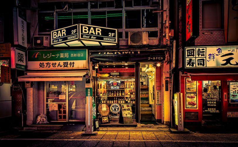 After 20 Years I finally got to do a child dream and photograph Japans Beauty 5b9ab2b1c5545  880 - Fotos do Japão como você nunca viu