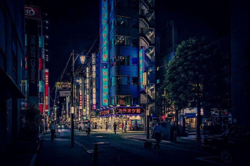 After 20 Years I finally got to do a child dream and photograph Japans Beauty 5b9ab2f09d0c0  880 - Fotos do Japão como você nunca viu