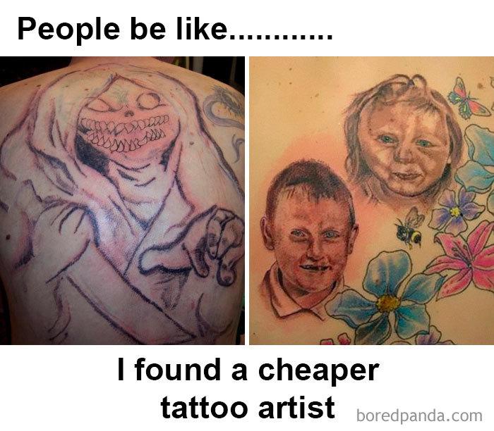 25 Of The Best Tattoo Memes Ever Best Ten News