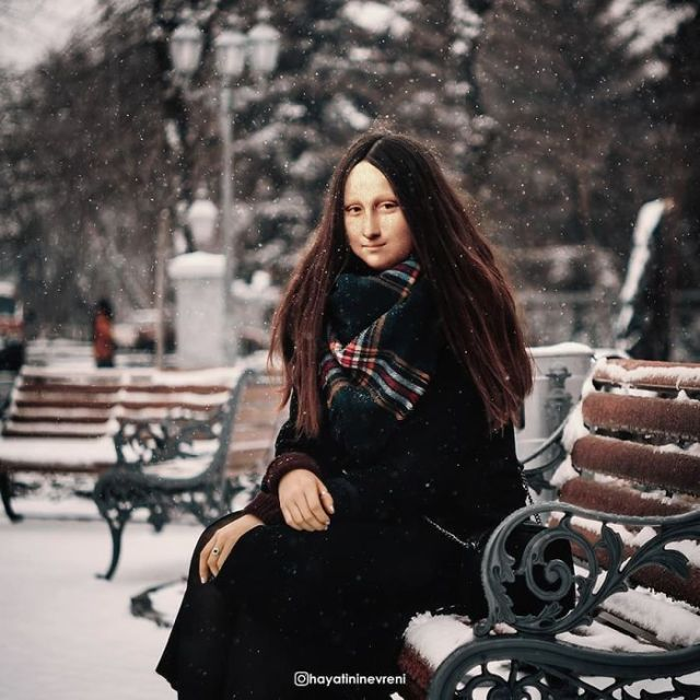 Mona Lisa In 2018