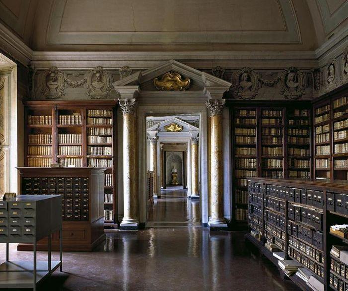 Corsiniana Library, Rome, Italy
