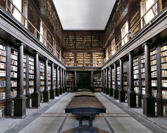 Palermo Public Library, Palermo, Italy