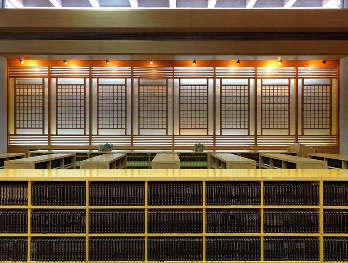 Taipei Public Library, Taipei City, Taiwan