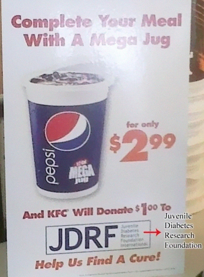 Drink Soda To Help Fight Diabetes