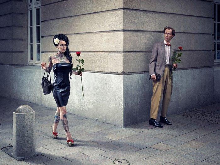 Arthur Mebius foto creativa