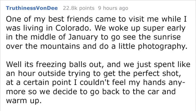 """most-intimate-straight-guy-moment-with-another-man-reddit-23 Someone Asked Straight Guys """"What's The Most Intimate Moment They Had With Another Guy"""" And This Answer Is The Best Design Random"""