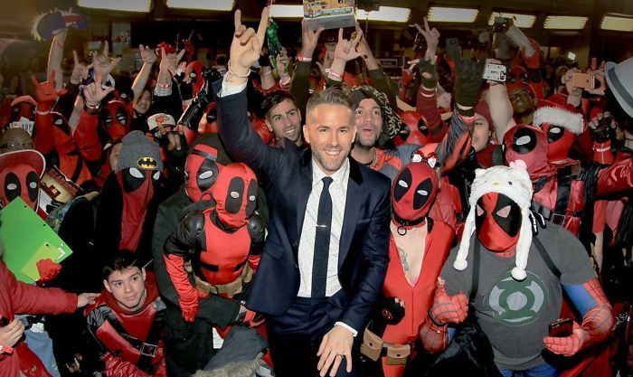 Los fanáticos de Deadpool significan el mundo para él