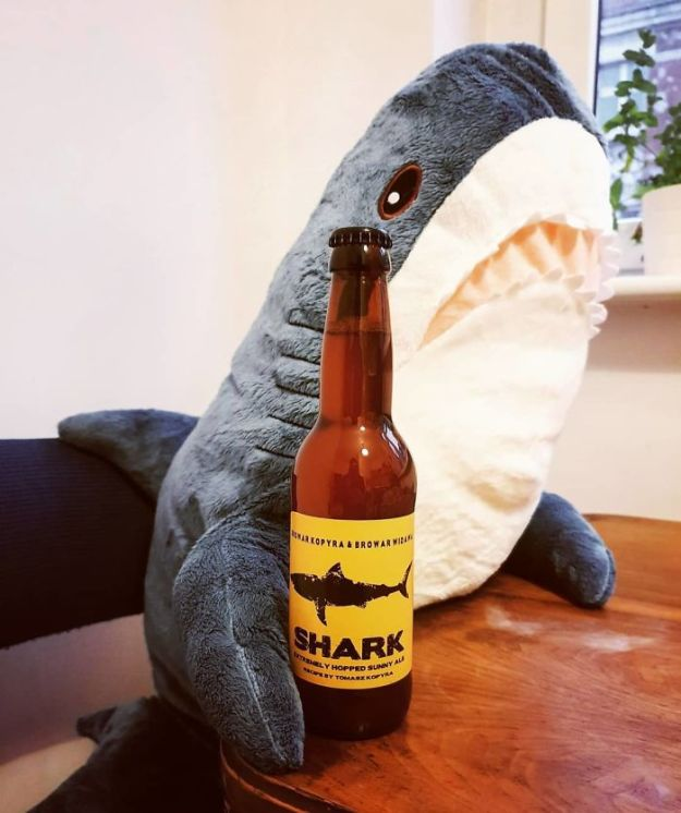 BpUViHTgHn8-png__700 IKEA Released An Adorable Plush Shark And People Are Losing Their Minds Over It Design Random