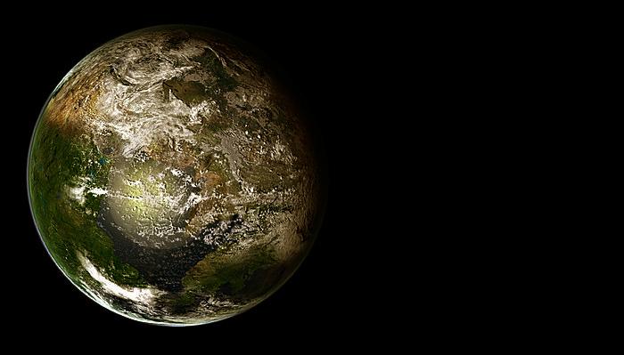 Kepler-438b - O planeta mais parecido com a Terra em termos de raio e massa