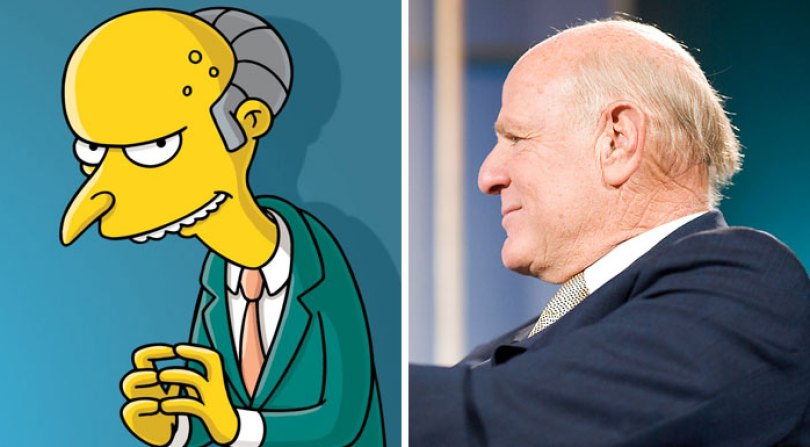 cartoon characters inspired real life people 5bcf04ad9cf2a  700 - 15 atores reais que parecem personagens fictícios - Quem imitou quem?