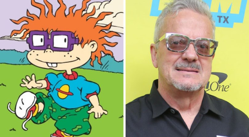 Chuckie From Rugrats (Mark Mothersbaugh)