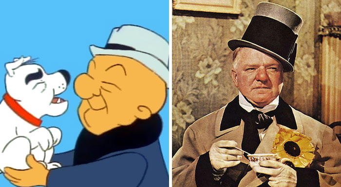 Sr. Magoo (WC Fields)
