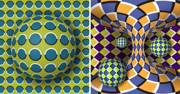 optical illusions # 22
