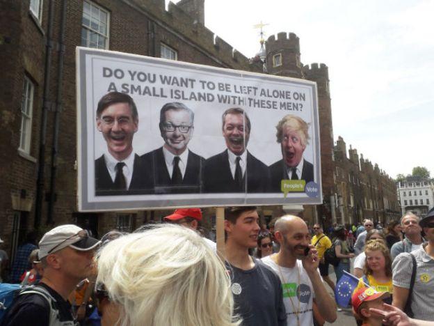 funny-anti-brexit-protest-signs-london-17-5bcd71e68992c__700 25+ Of The Funniest Signs From The Anti-Brexit March Design Random