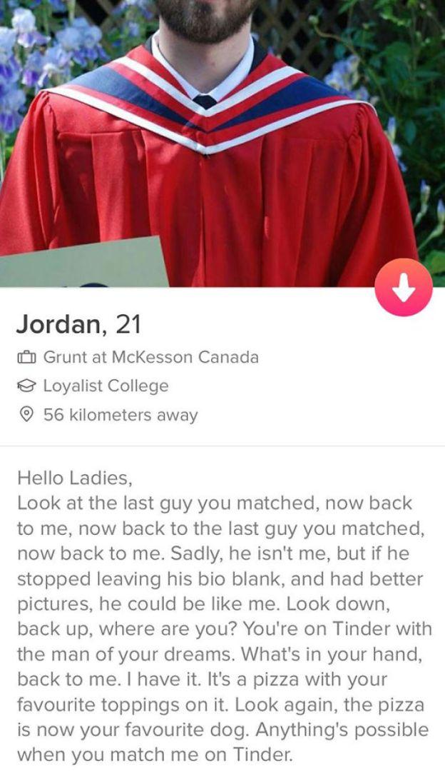 hilarious-tinder-bios-21-5bc74c9d8b104__700 20+ Funny Tinder Profiles That Will Make You Look Twice (New Pics) Design Random