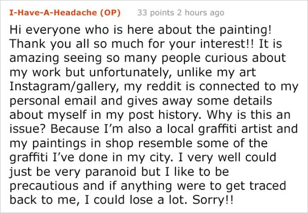inappropriate-woman-painting-negotiations-26 A Client Tried To Lowball This Artist Who Made An 'Inappropriate Painting', So He Shared His Messages Online Design Random