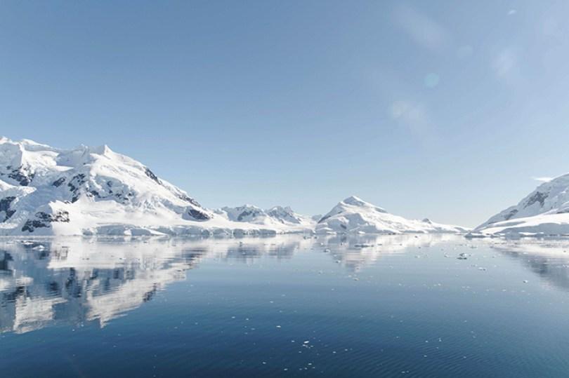 A menor temperatura da superfície da Terra já registrada é -144 ° F (-98 ° C)