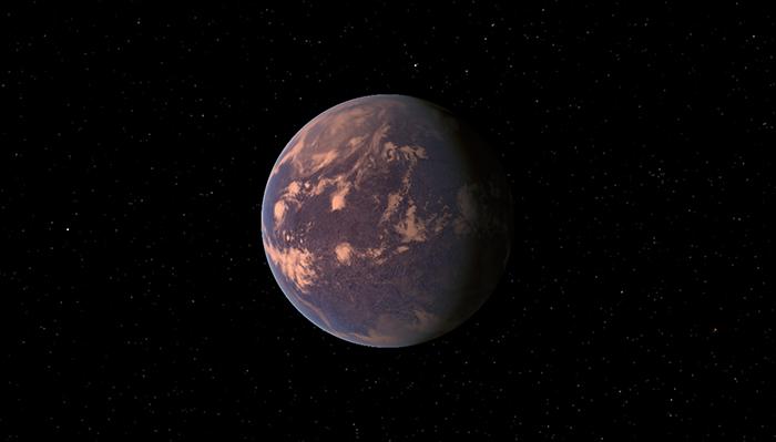 Gliese 581c - um exoplaneta potencialmente habitável
