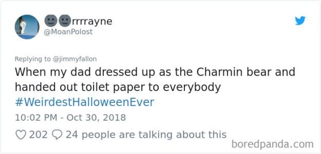 1057392435121344513-png__700 20+ People Share Their Weirdest Halloween Stories Design Random